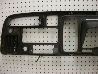 Cluster Bezel Trim Panel Interior Dash Dodge RAM 1500 2500 3500 94 95