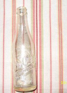 Dr Pepper Soda Bottle 6 1 2 oz Good For Life Clock 10 2 4 Debossed