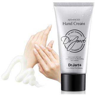 Dr Jart ADVANCED Hand Cream 30ml Multi vitamin complex for ultra