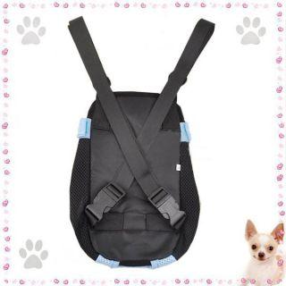 Nylon Pet Dog Carrier Backpack Net Bag 4Size and 2color