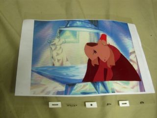 Don Bluth All Dogs Go to Heaven 2 Evil Villain Red Dog Disguise