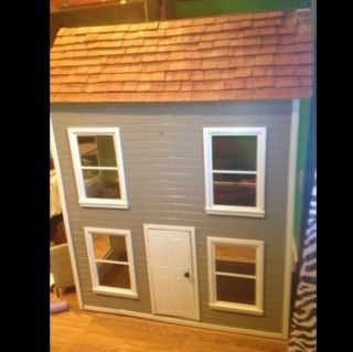American Girl Doll House in By Brand, Company, Character