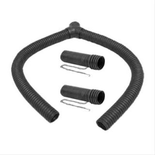 Crushproof Tubing Company Flarelock Exhaust Hose YA300