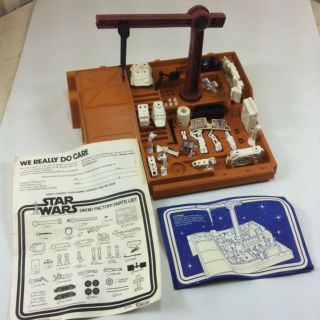VINTAGE STAR WARS DROID FACTORY ACTION FIGURES 1979 MANUALS MISSING