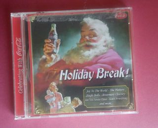 with Coca Cola: Holiday Break (CD, Jul 2001, Direct Source