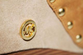 Womens Shoes Michael Kors Belinda Platform Peeptoe Wedge Sandals