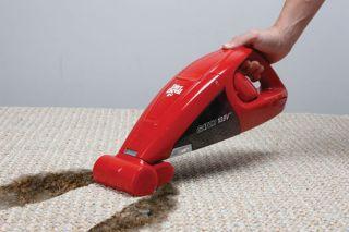 Dirt Devil Gator 10 8 Volt Cordless Hand Vacuum Red