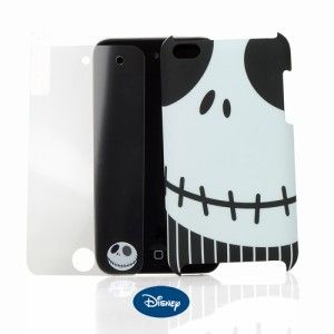 Disney Jack Skellington iPod Touch Case Free Screen Guard PDP