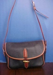 Dooney Bourke All Weather Leather Purse Handbag