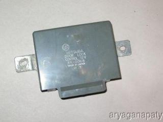 89 90 91 Honda Prelude Power Door Lock Module Computer RK 0068