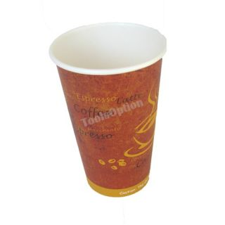 12 oz hot coffee paper cups 1000 ct disposable 12oz