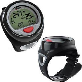 Suunto d9dx scuba dive computer watch black transmitter - Mares dive watch ...