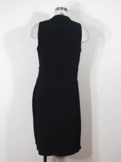 Donna Ricco Career Work Versatile Black Dress Sz 10 M Medium NWOT