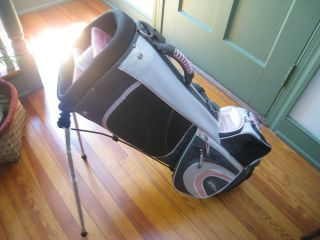 New Lady Hagen Inspire Double Strap Stand Golf Bag