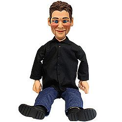 Jeff Dunham Ventriloquist Doll Dummy DVD Book Included 30 Tall Puppet