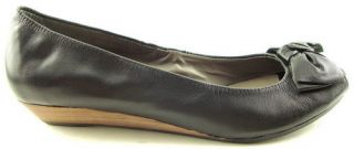 DKNYC Daisey Black Womens Shoes Wedges 10 EUR 41