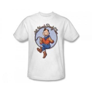 Howdy Doody Time Classic Retro NBC TV Show T Shirt Tee