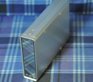 Sony DRX 820U External Dual Layer DVD Burner Rewritable Drive