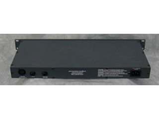 Up for bids is a DOD rack mount RTA Series II Real Time Audio Analyzer