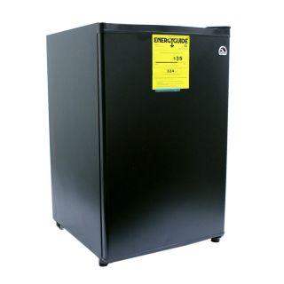 Igloo 4 6 CU ft Compact Mini Fridge Refrigerator Dorm Garage FR464