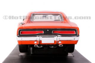 Ertl Joyride 1969 Dodge Charger The Dukes of Hazzard General Lee 1 18
