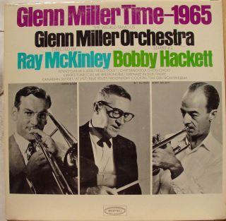 Glenn Miller Glenn Miller Time 1965 LP VG 1B 1B LN 24133 Vinyl Record