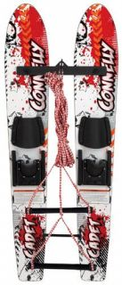 2012 connelly cadet combo youth training skis