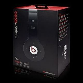 Monster Beats by Dr Dre Wireless High Definition Bluetooth Headphones