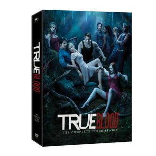 True Blood The Complete Series DVD Box Set Seasons 1 4 1 2 3 4 New