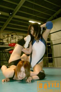 New 51 Minutes Female Women Ladies Wrestling DVD Ring Japanese Pro