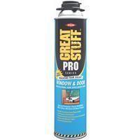 Dow Great Stuff Pro Window Door Foam Sealant Low Expansion