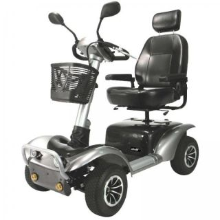 Drive Medical Osprey 4410 4 Wheel Heavy Duty Mobility Scooter 20