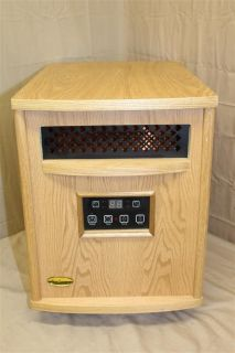 Heartland America FH1500 WR Quartz Infrared Portable Heater
