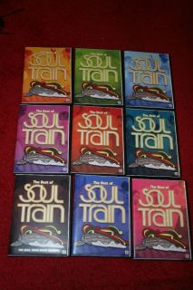SOUL TRAIN THE BEST OF IN MEMORY OF WHITNEY HOUSTON DON CORNELIUS