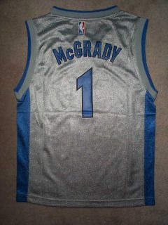 Reebok Orlando Magic Tracy McGrady NBA Throwback Jersey Youth Kids