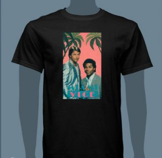 Miami Vice T Shirt Don Johnson New Choose Your Size