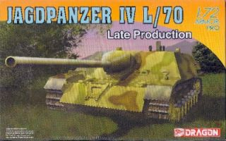 Dragon Armor Pro Series WWII German Jagdpanzer IV L/70 Kit