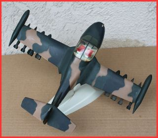US Air Force USAF Cessna A 37 Dragonfly Aircraft Topping Desk Model