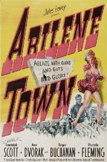 Abilene Town 1946 Digitally Remastered Action Romance Western DVD