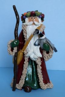 Enesco Donna Little Figurine Father Christmas 30 Off