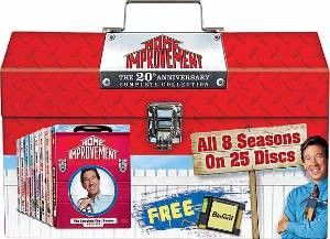 Home Improvement Complete Series 20th Anniversary Seasons 1 9 DVD New