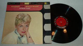 Vintage RARE Doris Day 33 1 3 Record Album