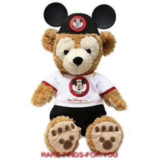 Duffy The Disney Bear Walt Disney World Mickey Mouse Club 17 Plush