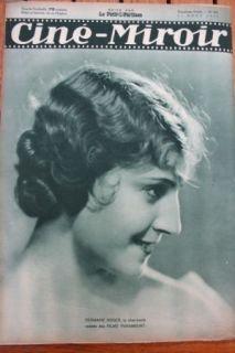 1933 Claudette Colbert Fredric March Carole Lombard