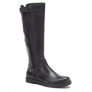 Easy Spirit Marlenne Black Leather Knee High Equestrian Boots US 8 5 M