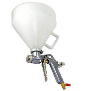 Air Texture Hopper Gun Drywall Ceiling Acoustic Tools