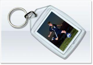 Custom Personalized Double Sided Photo Key Chain 1 75x2
