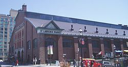 Russells Historical St Lawrence Market Toronto Crock