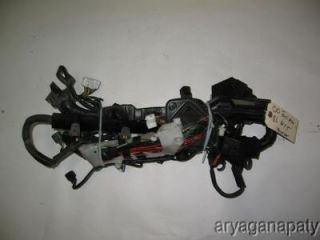 05 eclipse oem engine motor wiring ecu harness v6 mt