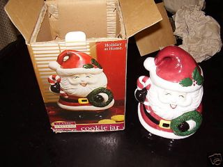 90`s Vintage Santa Cookie Jar